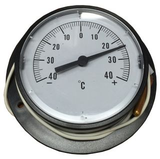 132MM THERMOMETER COOLROOM -40 TO +40°C