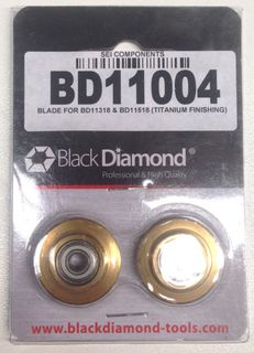 TITANIUM BLADE W BEARING FOR 11588&11518