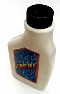 VAC PUMP BOTTLE OF OIL - 250ML