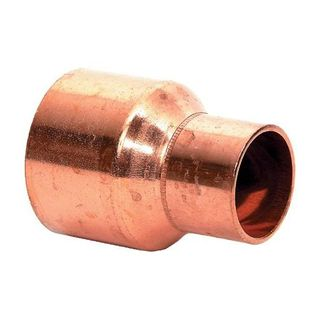 COPPER REDUCER 3/4 X 1-1/8""