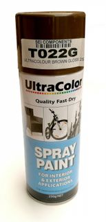 ULTRACOLOR BROWN GLOSS 250G
