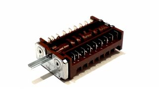 EGO ROTARY SWITCH 10 POSITION 16A 240V