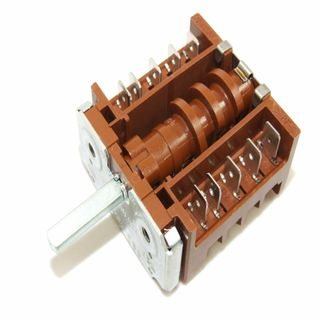 EGO FIX ROTARY SWITCH 4 POSITION 16/240V
