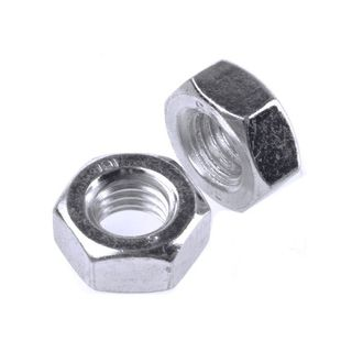 STAINLESS STEEL HEX NUT M10 PKT 100