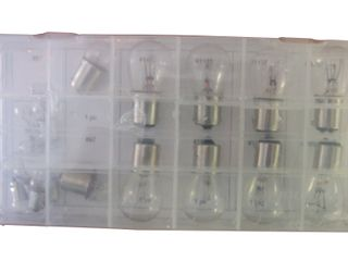 17PC AUTO LAMP BULBS