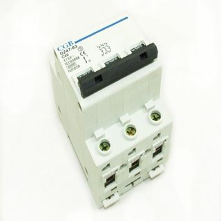 3 PHASE CIRCUIT BREAKER 40A