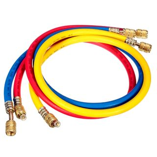 CHARGING HOSES R22 RATED 60'' 1/4 - 1/4
