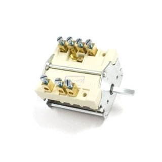 EGO 4 POSITIONS ROTARY SWITCH& KNOB 32A