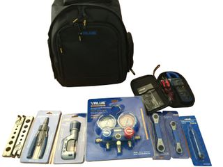 BACKPACK INTEGRATED TOOL KIT R410A