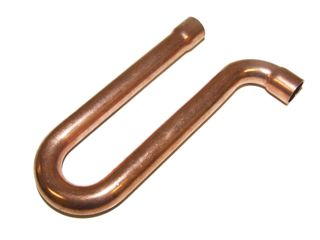 P-TRAP  1/2 COPPER R22