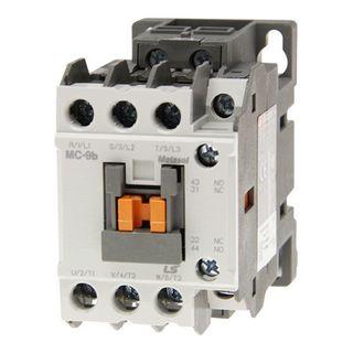 LS CONTACTOR MC-50A-240V 22kW/50A 2NO2NC