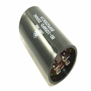 START CAPACITOR 80-105µF 250VAC