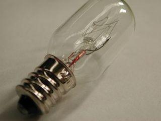 LAMP 15W 240V 300C TINY SES E12