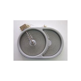 HILIGHT ELEMENT OVAL 2400W DUAL CIRCUIT
