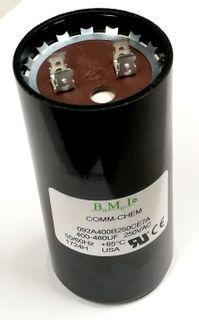 START CAPACITOR 400-480uF 250VAC