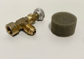 """UNIVERSAL NOZZLE 1/4"""" FOR RFG600A R600"""