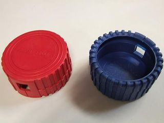 MANIFOLD PROTECTOR BLUE RUBBER