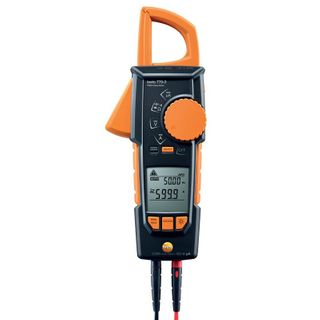TESTO 770-2 CLAMP METER WITH CAPACITANCE