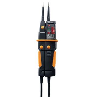 TESTO 750-3 VOLTAGE TESTER + LC DISPLAY
