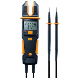 TESTO 755-2 CURRENT VOLTAGE TESTER MAG'