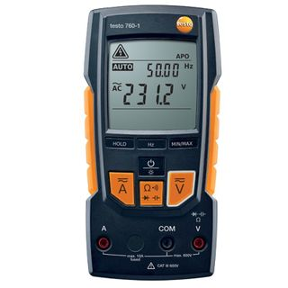 TESTO 760-1 MULTIMETER BASIC ACCURACY