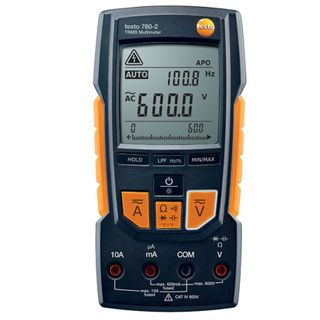 TESTO 760-2 MULTI'M TRUE RMS UP TO 10mHZ