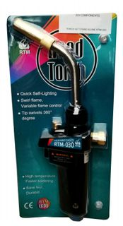 TORCH KIT STAND ALONE RTM-030
