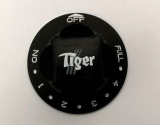 TIGER KNOB 0-4 OFF/ON/FULL