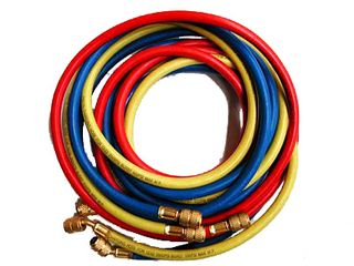 SET OF 3 HOSES ALL GASES 96; 2.4M