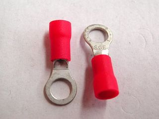 Red ring terminal M5#10