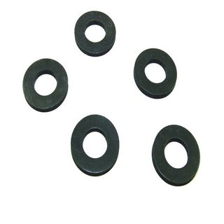 INLET HOSE WASHER BLACK 100 / PACKET