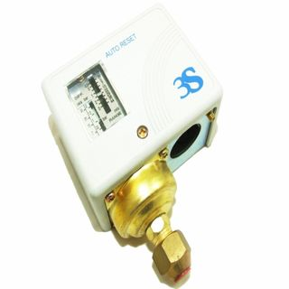 PRESSURE SWITCH AUTO -0.5 TO 3 BAR