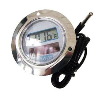 SOLAR POWERED DIG THERMOMETER -40~70°C