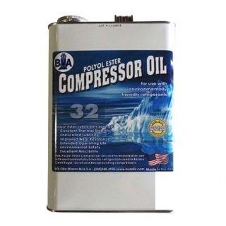 S32 POE COMPRESSOR POLYESTER OIL 3.875L
