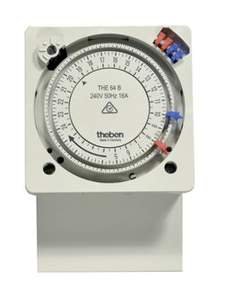 THEBEN 64 TIMER SWITCH 24HR 16A SYN 240V