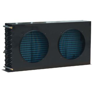 CD-28 CONDENSER WITHOUT FAN 2X350MM
