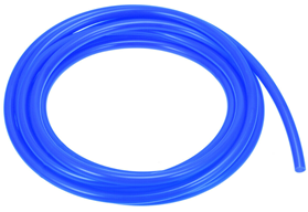 """9.5MM 3/8"""" BLUE PVC TUBE SOLD PER METRE"""