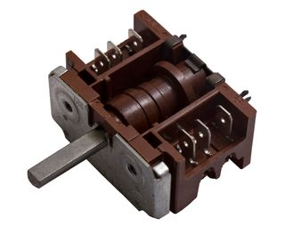 EGOFIX ROTARY SWITCH 2 POSITON 16A 240V