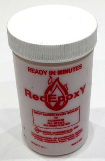 EPOXY RED -73 TO 149dC 3000PSI PRESSURE