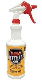 HEAT SHIELD GEL 32OZ WELD/BRAZE CONTROL