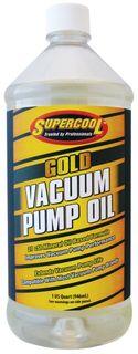 GOLD VACUUM PUMP OIL