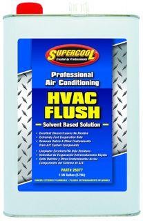 HVAC FLASH FLUSH GALLON