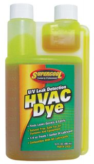 HVAC UV DYE CONCENTRATE 16oz BOTTLE