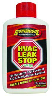 HVAC SUPER LEAK STOP LIQUID 2oz
