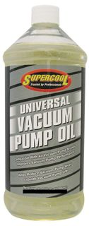 Universal VAC PUMP OIL 32oz