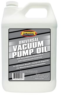Universal VAC PUMP OIL 128oz