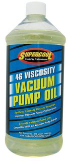 VAC PUMP SYNTHETIC OIL 46VISC 32oz