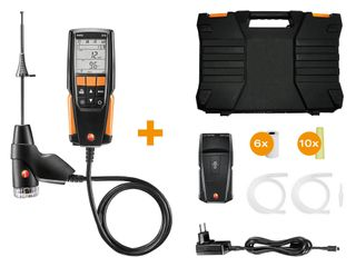 TESTO 310 FLUE GAS SET WITH PRINTER