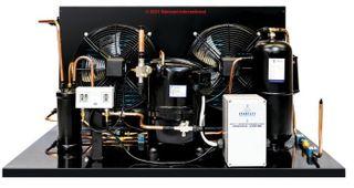 COPELAND R404A 3/4HP 640W@-25 35°C AMB