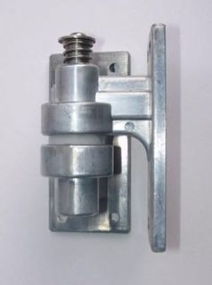 SELF RISING HINGE SPRING LOADED GREY